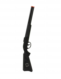 Spielzeug Sturmgewehr SWAT Accessoire schwarz