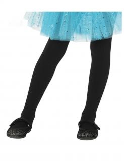 Kinderstrumpfhose Halloween-Basic schwarz