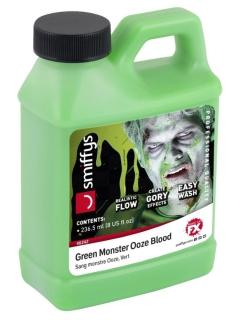 Monsterblut Kunstblut grün 236,5 ml