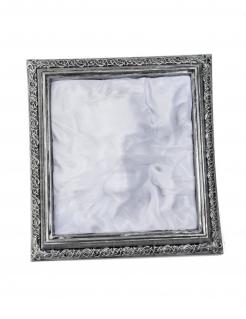 Schauriges Geister-Gemälde für Halloween weiss-grau 36 x 39 x 5 cm