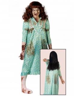 Exorzismus-Kostüm für Damen bunt