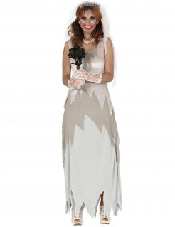 Geisterbraut-Kostüm für Damen weiss