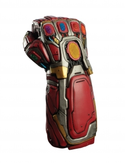 Iron Man Power Gauntlet™  Handschuh rot-bunt