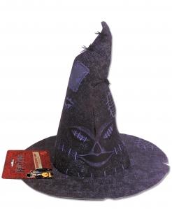 Der sprechende Hut lizenziertes Harry Potter™ Halloween-Accessoire für Kinder violett