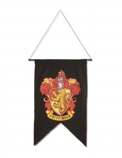 Gryffindor-Standarte Harry Potter™-Hängedeko schwarz-rot-goldfarben