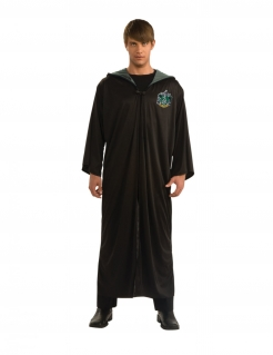 Slytherin™-Kostümumhang Harry Potter™ Halloween schwarz-grün