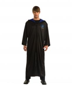 Ravenclaw™-Kostüm für Erwachsene Harry Potter™ Halloween-Kostüm schwarz-blau