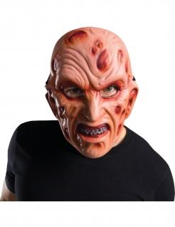 Detailreiche Freddy-Krüger™-Maske