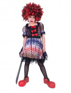 Gruseliger Clown, Kostüm für Kinder