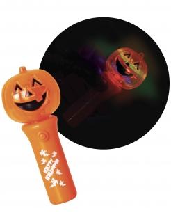 Leuchtende Kürbis-Fackel Lampe Taschenlampe Orange
