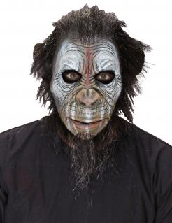 Affen-Maske für Halloween