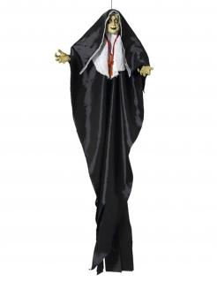 Zombie Nonne Dekoration 137 cm