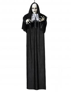 Nonne-Figur mit Licht Halloween 120 cm