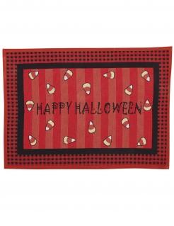 Halloween-Fußmatte Candy Corn 67 x 49 cm