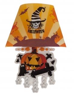 Leuchtender Lampen-Sticker Halloween-Lampe 22 cm