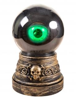 Animierter Augapfel Auge Kristallkugel Kugel 20 cm