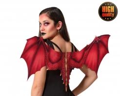 Drache-Flügel für Erwachsene rot