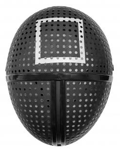 Wächter-Maske Quadrat Kunststoff