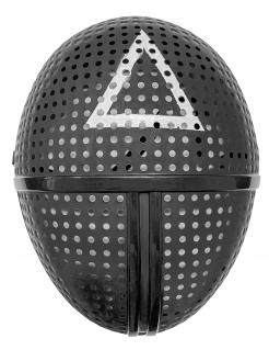 Wächter-Maske Dreieck Kunststoff