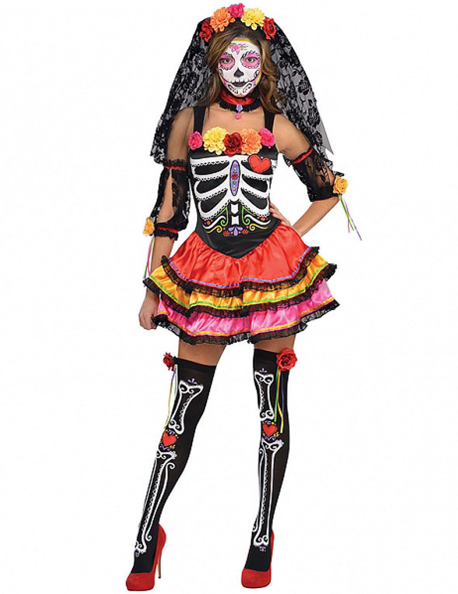 Halloween Kostüm Frauen Günstig ᐅ Gespenst Kostüm Selber Machen