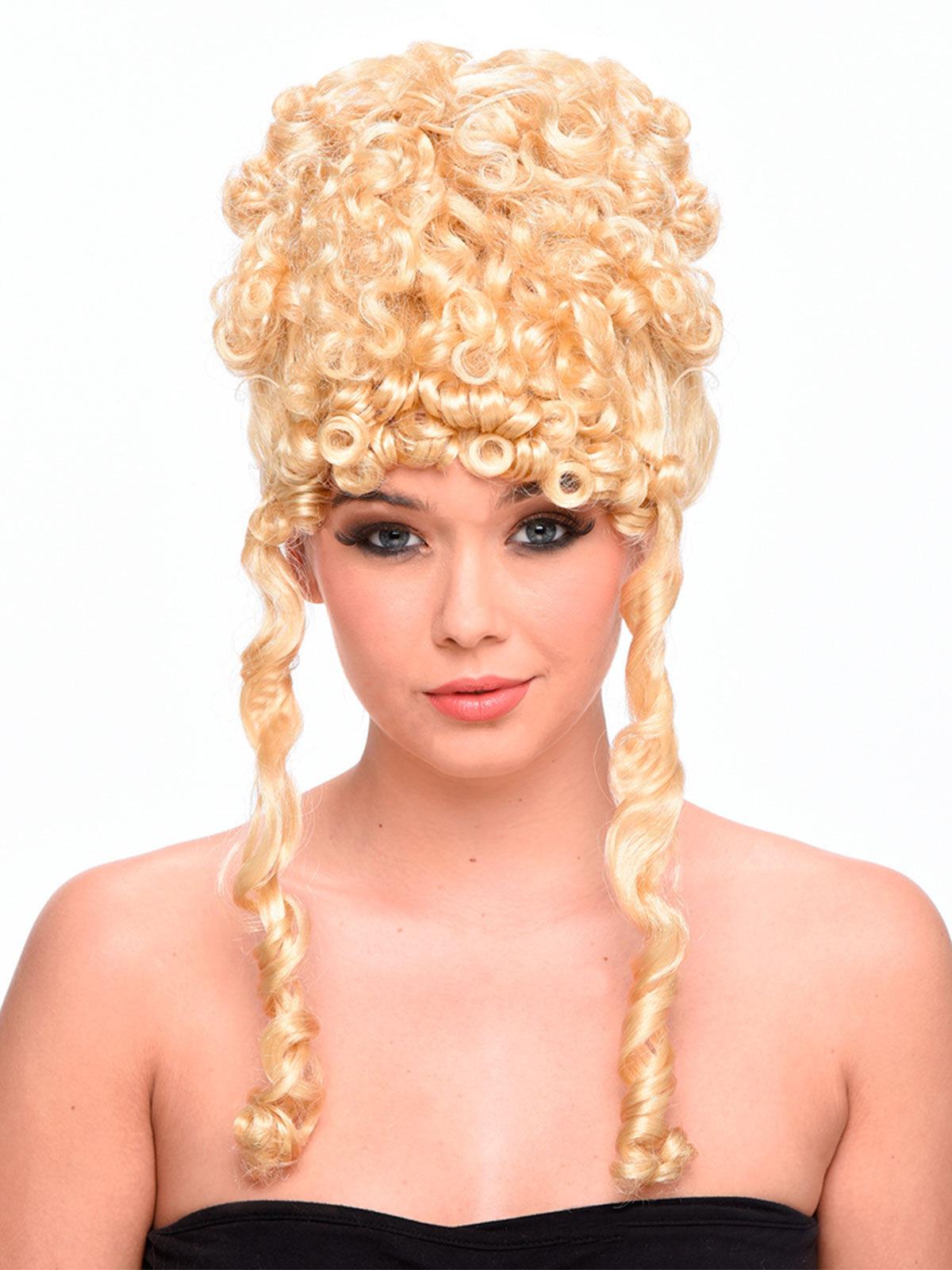 Gottin Antike Perucke Hochsteckfrisur Und Locken Blond Gunstige