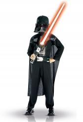 Star Wars™ Darth Vader Kinderkostüm Lizenzware schwarz