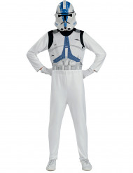 Star Wars™ Clone Trooper Kinderkostüm Lizenzware weiss-blau