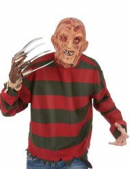 A Nightmare on Elmstreet Freddy Krueger-Maske Lizenzartikel hautfarben