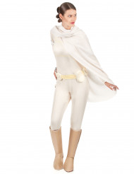 Star Wars™ Padme Amidala Damenkostüm Lizenzware beige