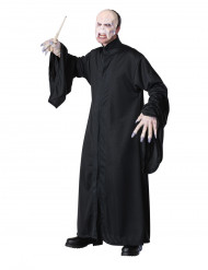 Harry Potter Voldemort Kostüm Lizenzware schwarz-weiss