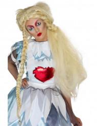 Alice in Blunderland Halloween Perücke blond