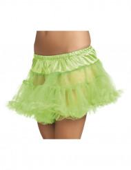 Petticoat grün