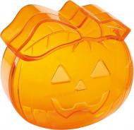 Kürbis-Behälter Halloweenparty-Deko 10x9cm