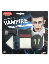 Halloween Vampir Makeup Schminkset 7-teilig