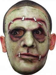 Monster Mörder Maske Erwachsene Halloween rot-grün