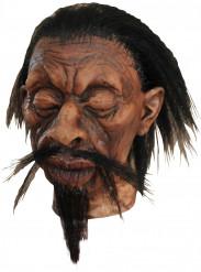 Voodookopf Halloween Dekoration braun