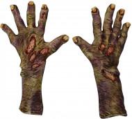 Zombie Handschuhe Halloween für Erwachsene