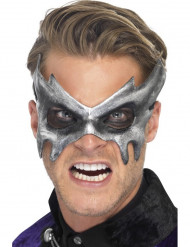 Phantom Halloween Augenmaske grau