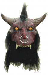 Halloween Dämonen-Maske für Erwachsene