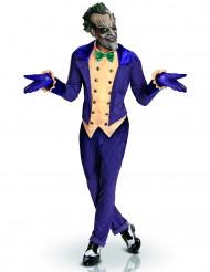 Joker-Herrenkostüm DC-Lizenzkostüm lila-gold-grün