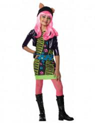 Howleen-Kostüm Monster High Kinderkostüm bunt
