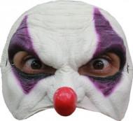 Halbmaske Clown