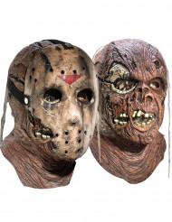 Jason New Blood Maske für Erwachsene hautfarben