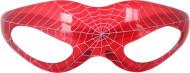 Spinnennetz-Brille leuchtend Partyzubehör rot