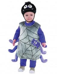 Süsse Spinne Halloween-Kinderkostüm bunt