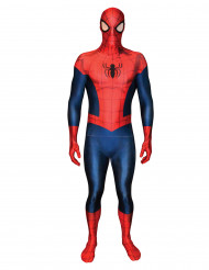 Marvel Spiderman Morphsuit Lizenzware rot-blau