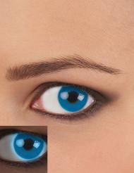 UV Kontaktlinsen blau