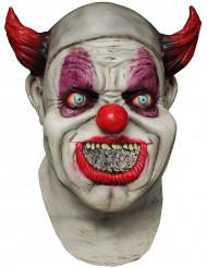App-Clown Maske Halloween bunt