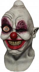 Lebendige Clown-Maske für Erwachsene