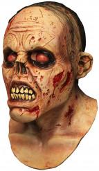Maske Herumtreiber Zombie - Hand bemalt